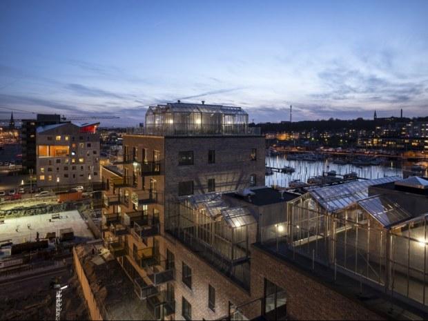 Havnehusene - Væksthuse