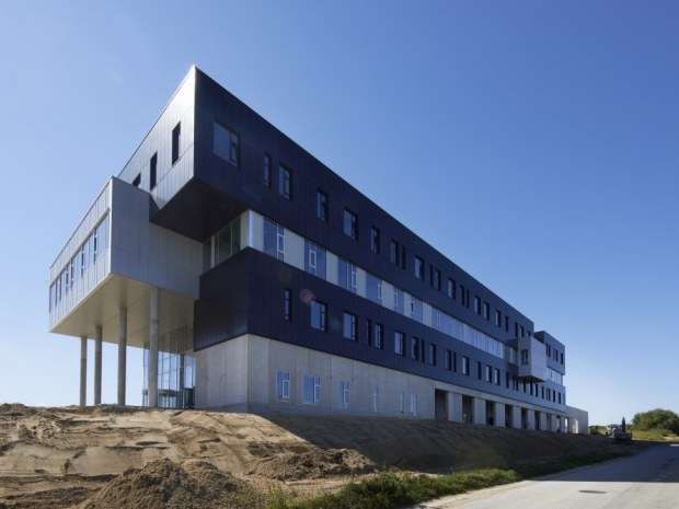 Institut for Byggeri og Anlæg, Aalborg Universitet - Campus Vest
