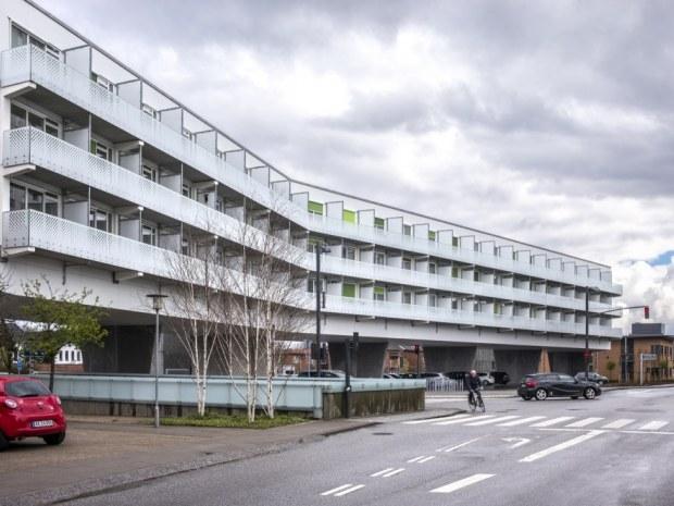 Kousgaards Plads Ungdomsboliger - Tærren