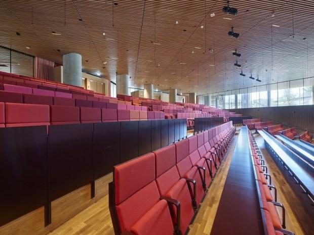 Mærsk Bygningen, Det Nye Panum - Auditoriet
