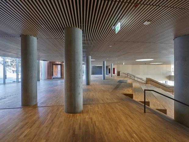 Mærsk Bygningen, Det Nye Panum - Lobbyen