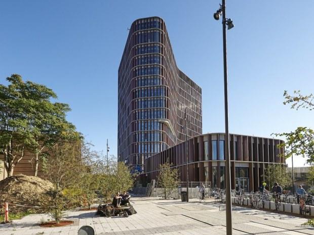 Mærsk Bygningen, Det Nye Panum - Tårnet