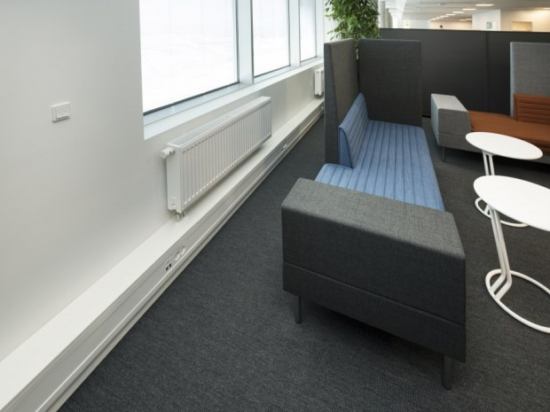 MultiFlex Office - Installationerne