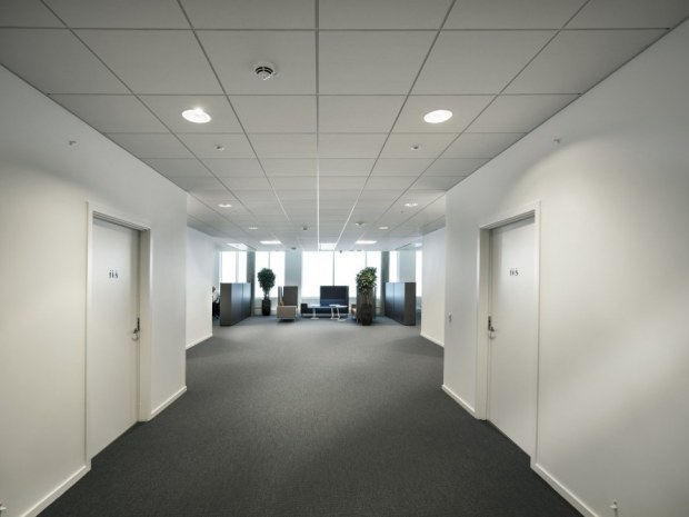 MultiFlex Office - Gulvbelægningerne