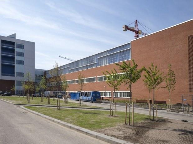 Det Nye Universitetshospital (DNU), N3 - Længerne