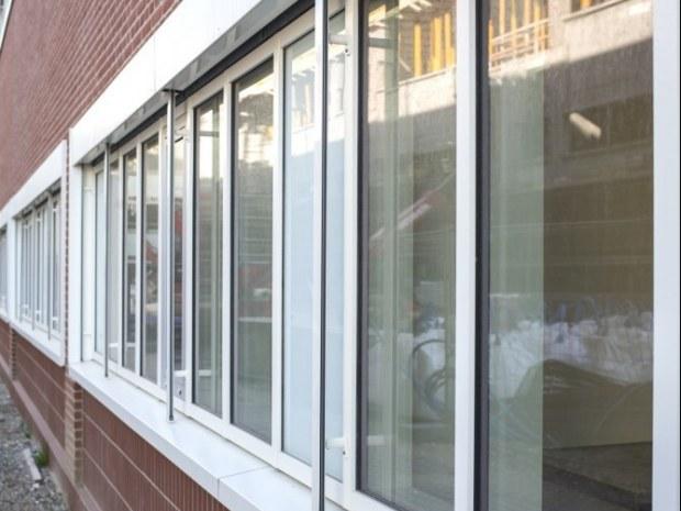 Det Nye Universitetshospital (DNU), N3 - Solafskærmning