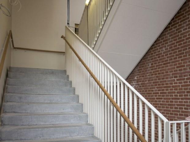 Det Nye Universitetshospital (DNU) - Trapper