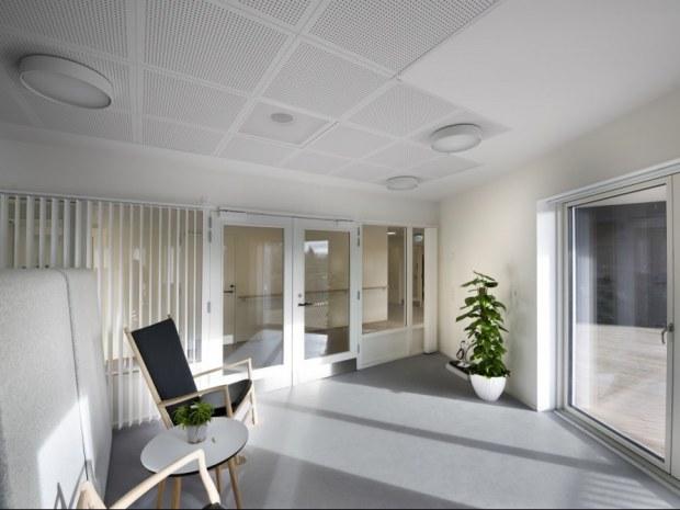 Plejecenter Samsøvej - Opholdsstuer