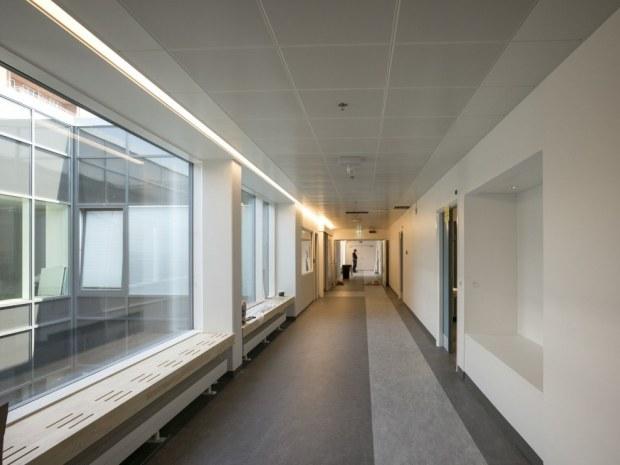 Regionshospitalet Randers - Gangarealerne