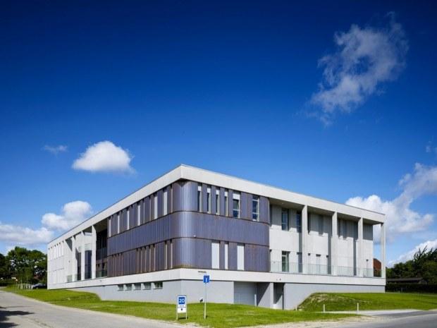 Retten i Svendborg - Beliggenheden