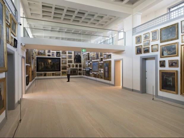 Skagens Museum - Udstillingssalen