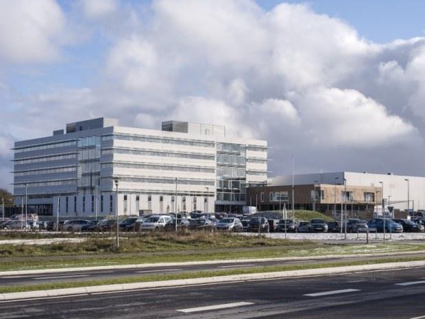 Skanderborg Fælled - Bygningerne