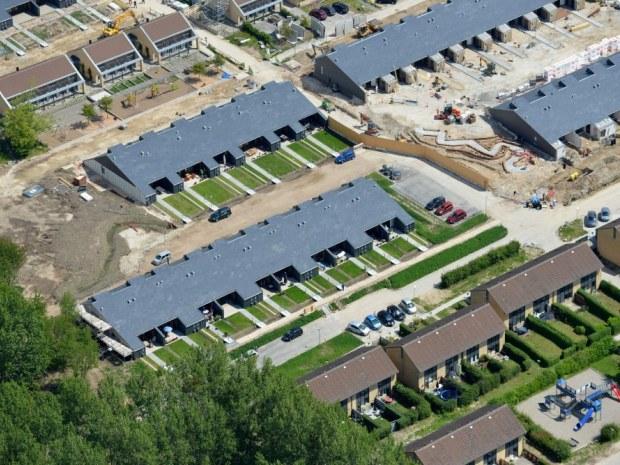 Søhusene - Luftfoto