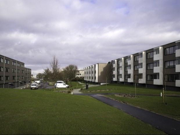 Søndervangen - Facade