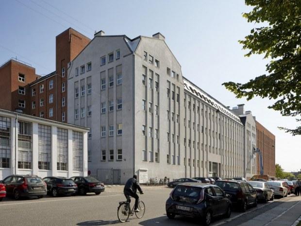 Styrelsen for Vand- og Naturforvaltning - Bygningerne