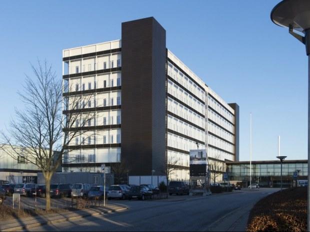 Sygehus Vendsyssel - Facaderenovering