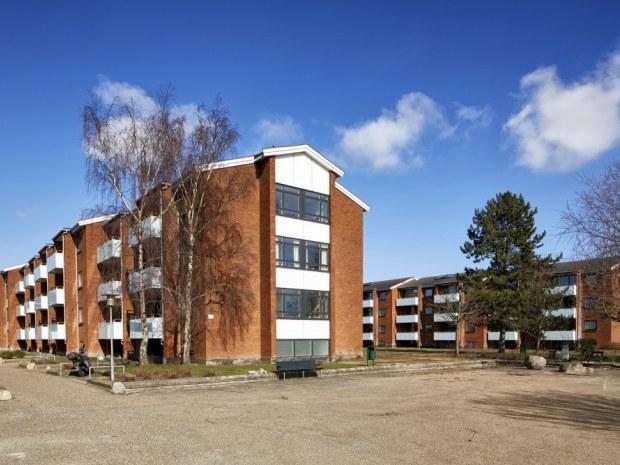 Tårnbyparken - Facade