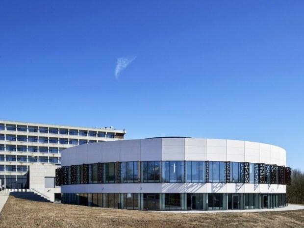Tietgen Handelsgymnasium - Facade