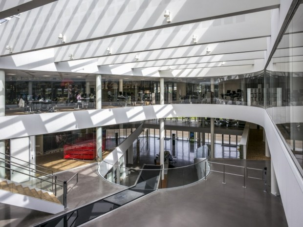 Arla Innovation Centre - atrium