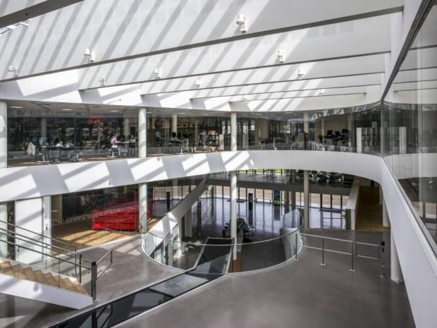 Arla Innovation Centre - atrium