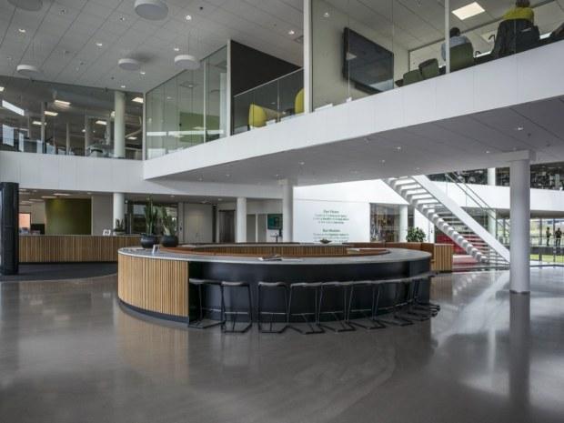 Arla Innovation Centre - siddemøbel