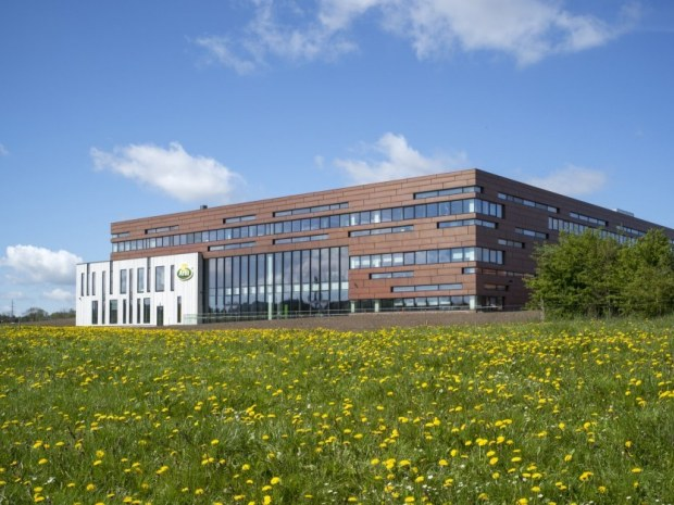 Arla Innovation Centre - facade