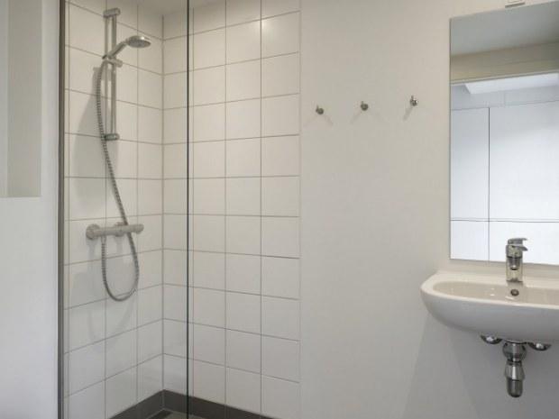 Bellarækkerne - badeværelse