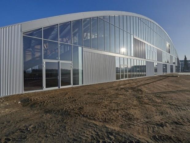 Club Danmark Hallen - Facaderne