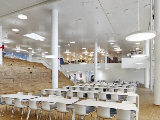 Copenhagen International School - Belysningen