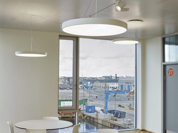 Copenhagen International School - Installationerne