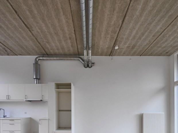Dortheavej - ventilation