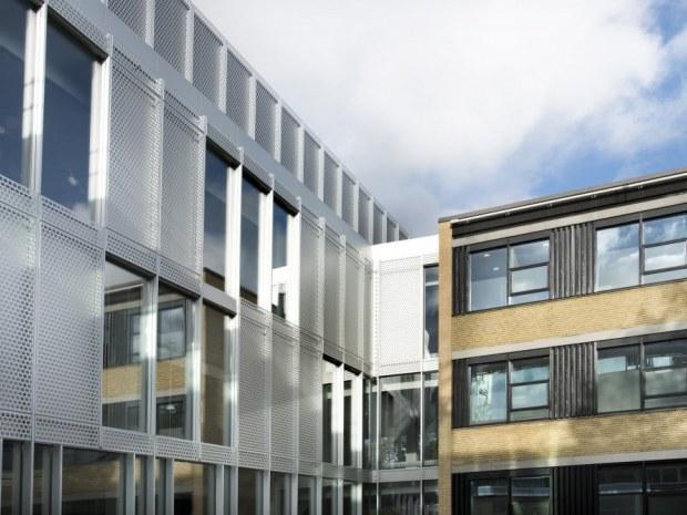 DTU Bioengineering - facade