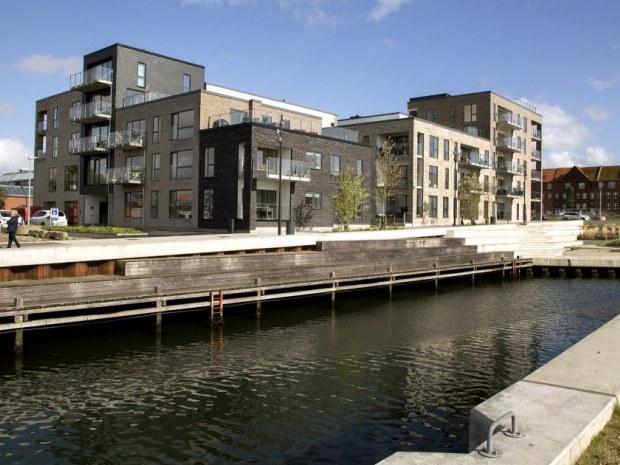 Frederikshuset - kanalen