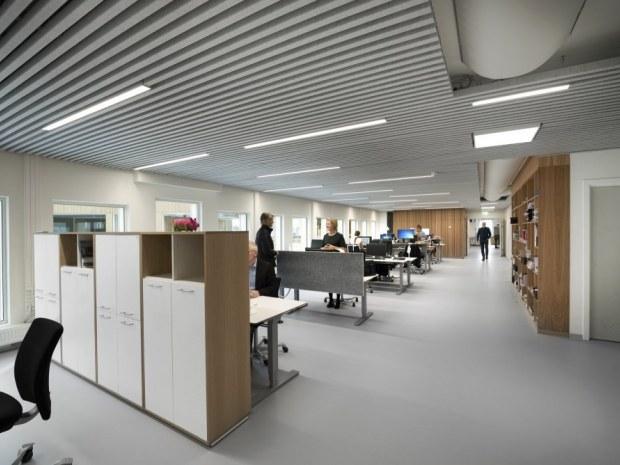 Furesø Rådhus - kontor