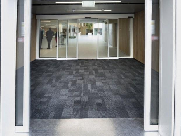 Furesø Rådhus - indgang