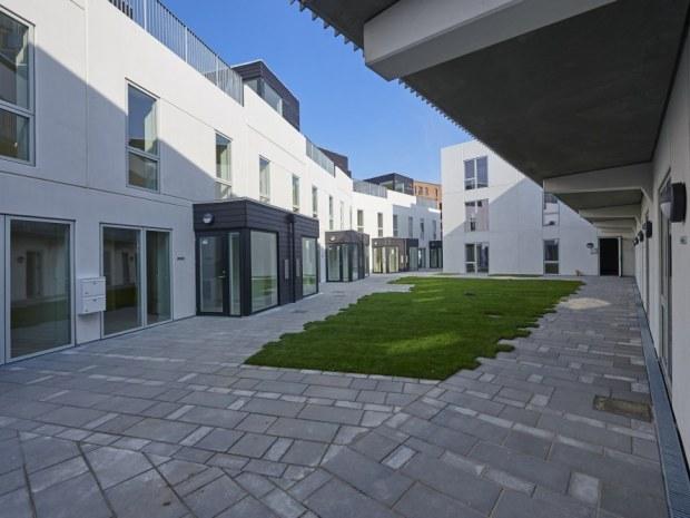 Grønttorvet Valby - boliger
