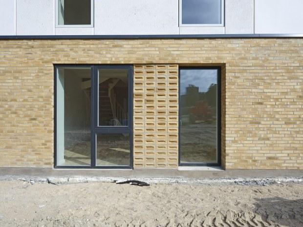 Grønttorvet Valby - facade