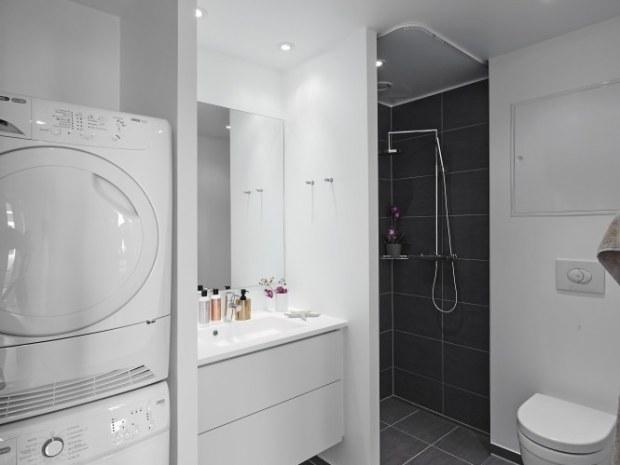 Grønttorvet Valby - badeværelse