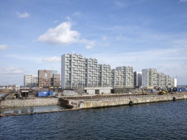 Havneholmen, Aarhus - Bebyggelsen