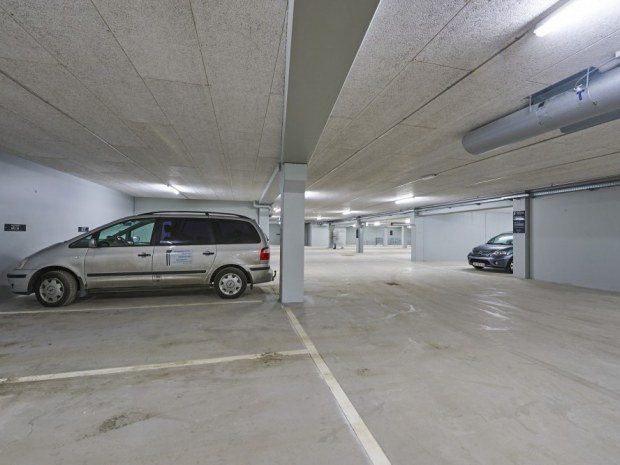 Henriksgaarden - P-kælderen