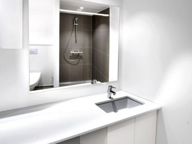 The Hill - badeværelse