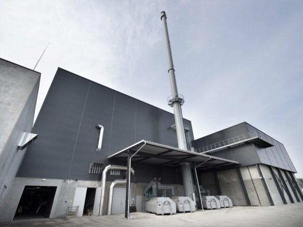 Hillerød Kraftvarmeanlæg - Byggeriet