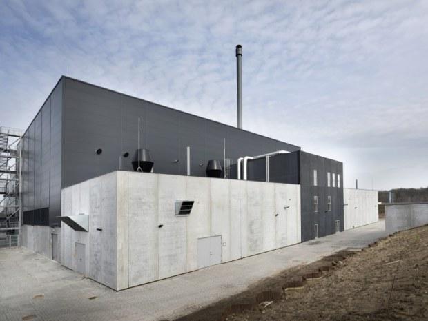 Hillerød Kraftvarmeanlæg - Anlægget
