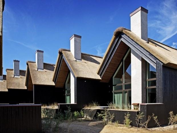 Hvidbjerg Strandhotel - gavle