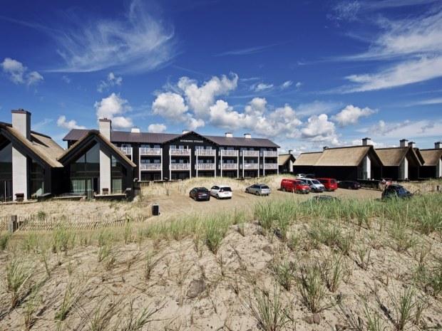 Hvidbjerg Strandhotel - facade