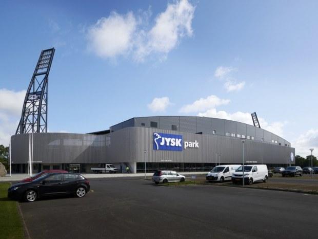 Jysk Park - facade