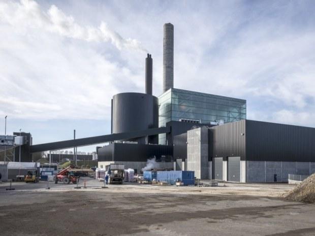 Kraftvarmeværk Lisbjerg - Projektet