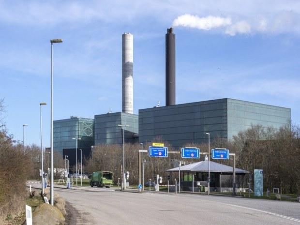 Kraftvarmeværk Lisbjerg - Byggeriet