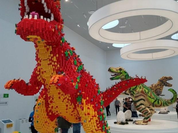 Lego House - galleri