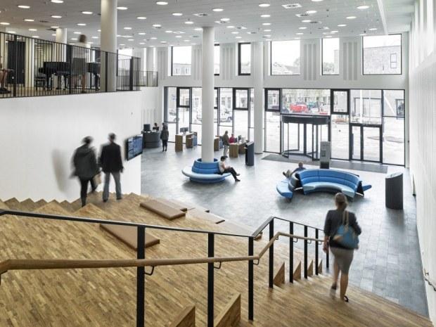 Middelfart Rådhus - foyer